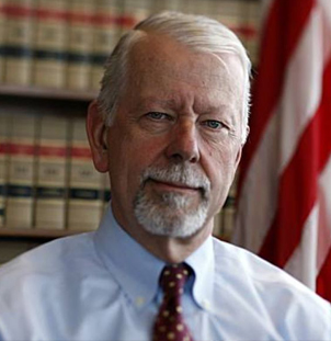 Judge Vaughn R. Walker (Retired) <br/><span style='color:#83603e;font-size:12px;'>Chief Judge U.S. District Court, Northern District of California</span>